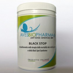 BLACK STOP